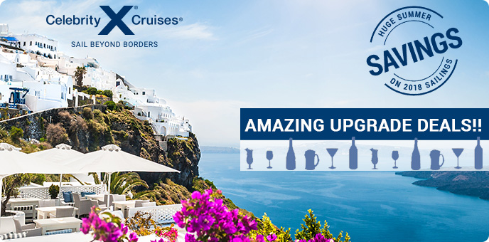 Celebrity Cruises - Modern Luxury for less
