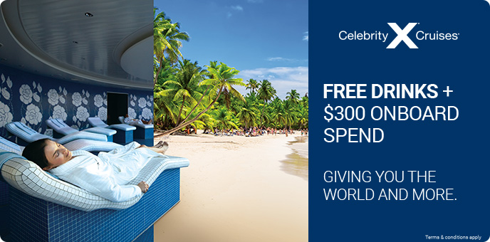 Celebrity Cruises - All Inclusive and more