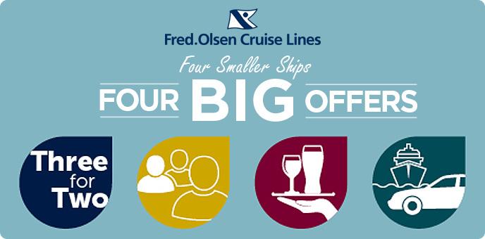 Fred. Olsen - Top 20 Cruises