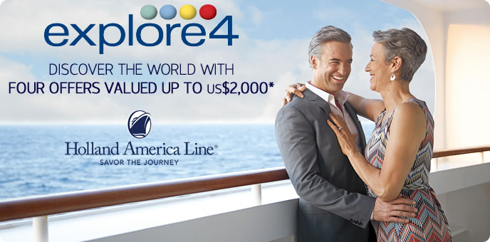 Holland America Line - Explore 4