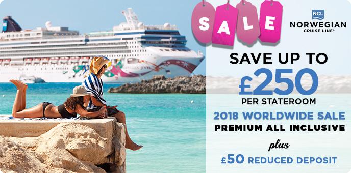 Norwegian Cruise Line - Premium All Inclusive