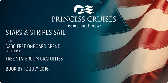 Princess Cruises Sale