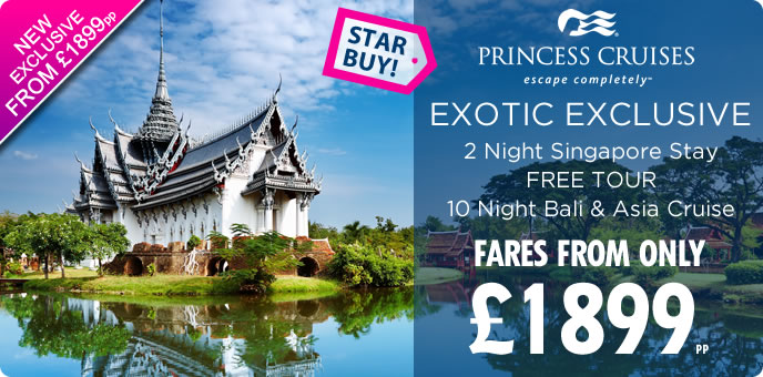 Princess Cruises Offer