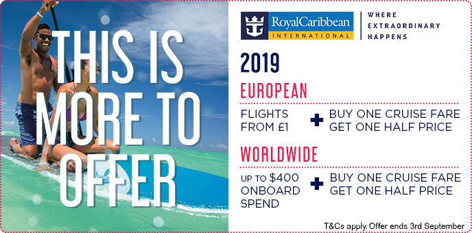 Royal Caribbean - More to Offer