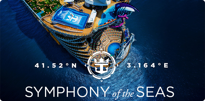 Symphony Of The Seas Mediterranean Amp Caribbean 2018