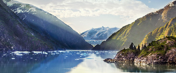 North American Scenes & Alaska Cruise and Stay