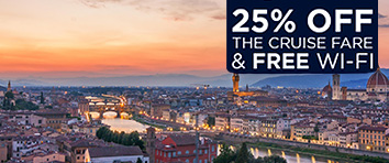 Azamara Club Cruises - 25% Off & Free Wi-Fi