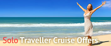 Cruise & Maritime Voyages Solo Traveller Offers