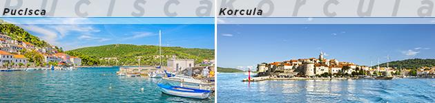 Pucisca & Korcula