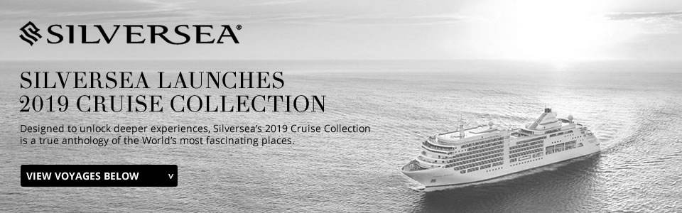 Silversea 2019 Itineraries