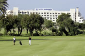 Golf holidays in Almerimar