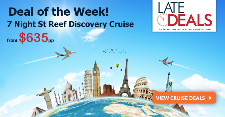 Vision Cruise Deal of the Week