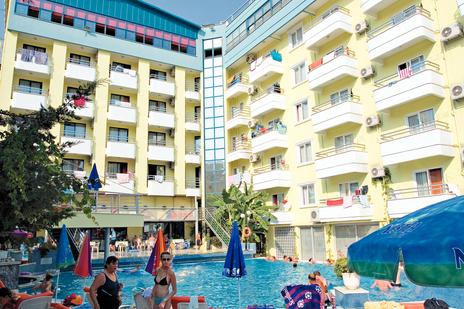 Kleopatra Alaiye Hotel