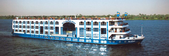 MS Grand Rose Nile Cruise