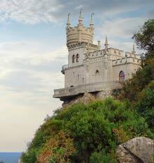 Swallows Nest, Yalta, Ukraine