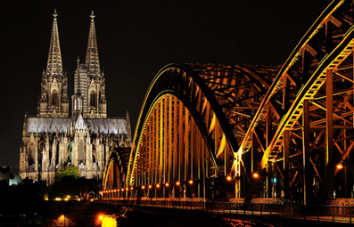 Visit Cologne on a river cruise