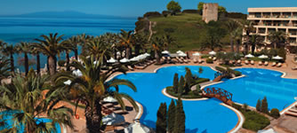 Sani Beach Hotel Special Offers