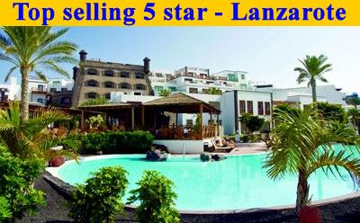 Dream Gran Castillo Resort - Playa Blanca
