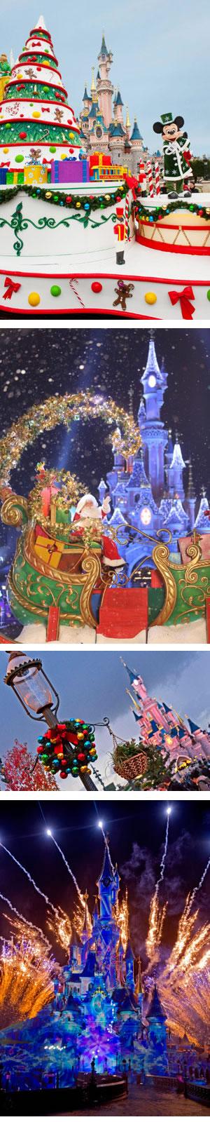 Wintertime at Disneyland® Paris