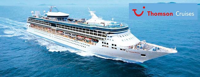 Thomson Cruises 2015