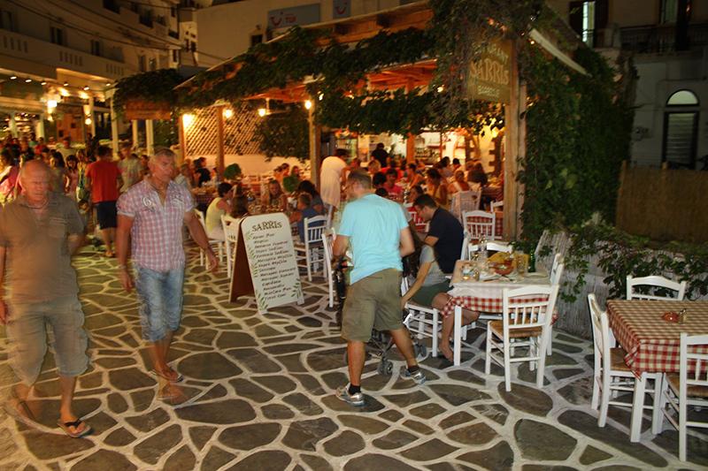 Cheap holidays to agios prokopios naxos greece cheap for Atlanta fish house and grill