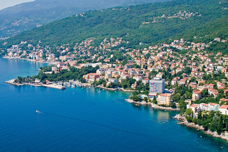 Cheap holidays to opatija croatia cheap all inclusive for Designhotel kroatien
