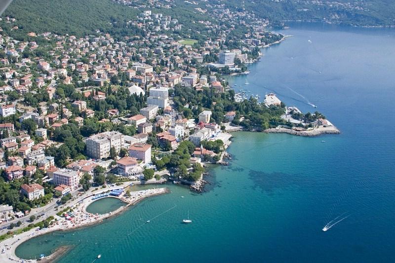 Cheap holidays to opatija croatia cheap all inclusive for Design hotel opatija croatia