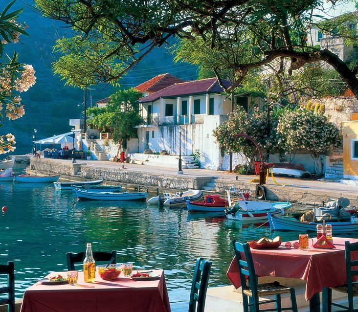 Sami Apartments: Cheap Holidays To Kefalonia