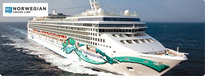 Norwegian Cruise Line Jade Ship