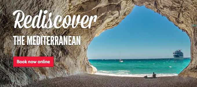Generic | Rediscover the Mediterranean | View our latest deals