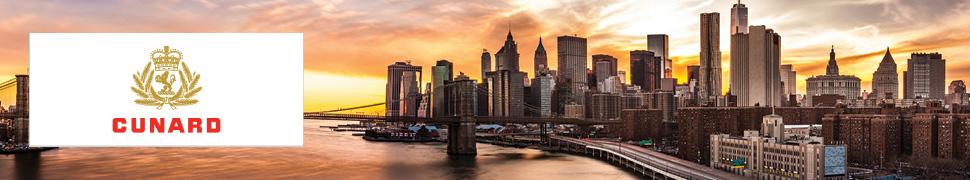 Cunard FREE New York Stay