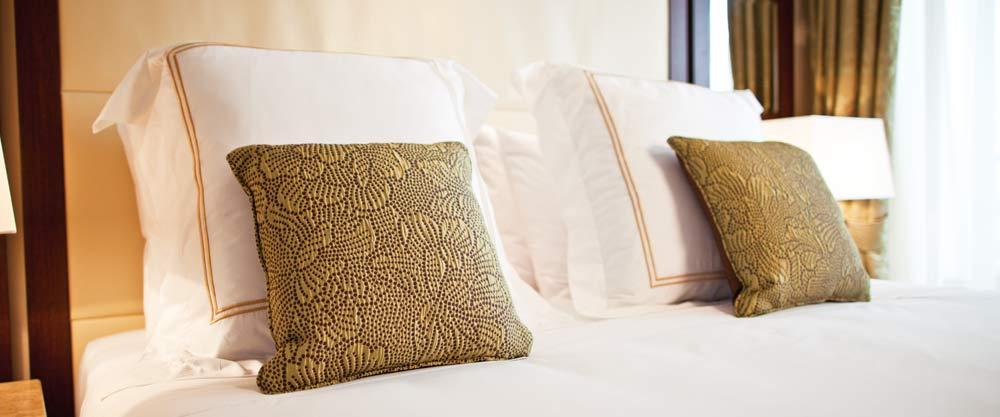 Pillow Menus
