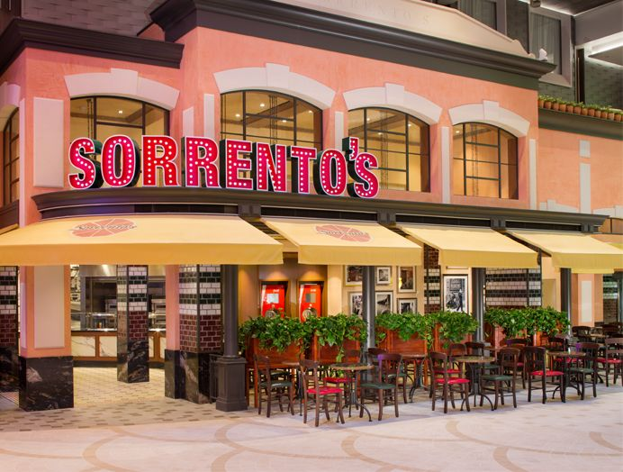 Restaurante Sorrento's