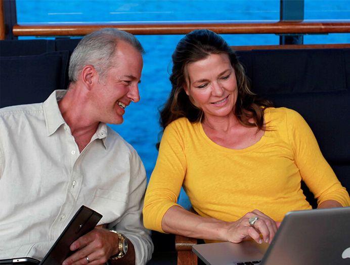 Paquete de Internet en Azamara Club Cruises