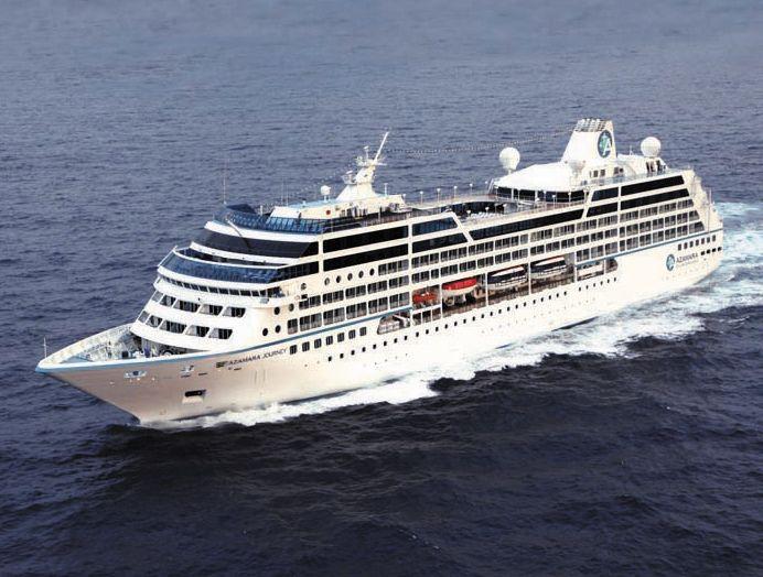 Barco Azamara Journey