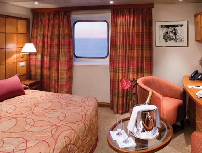 Explorer Suite en Silversea