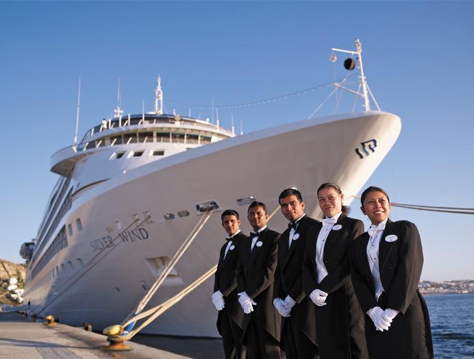 Servicio Personalizado en Silversea