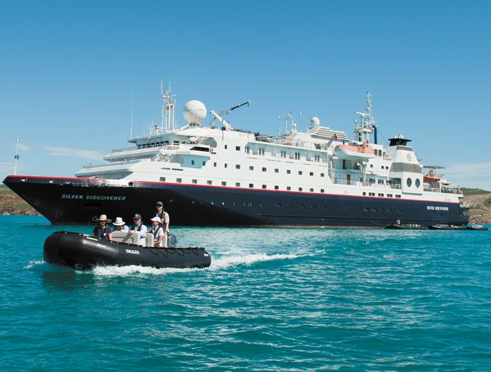 Cruceros de Exploración en Silversea