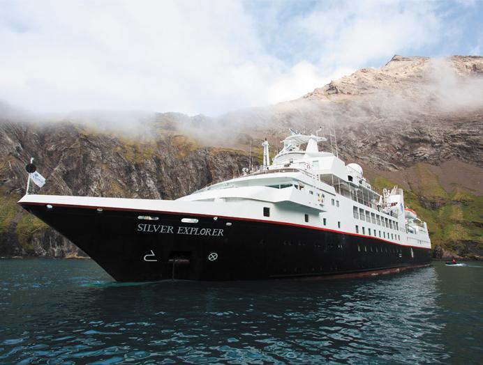 Silver Explorer de Silversea Expedition