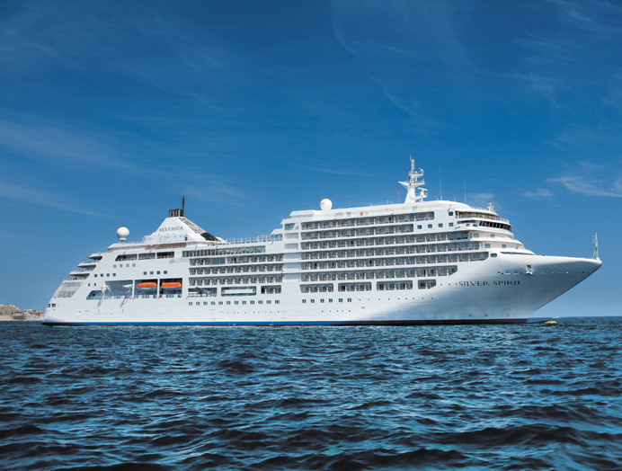 Silver Spirit de Silversea