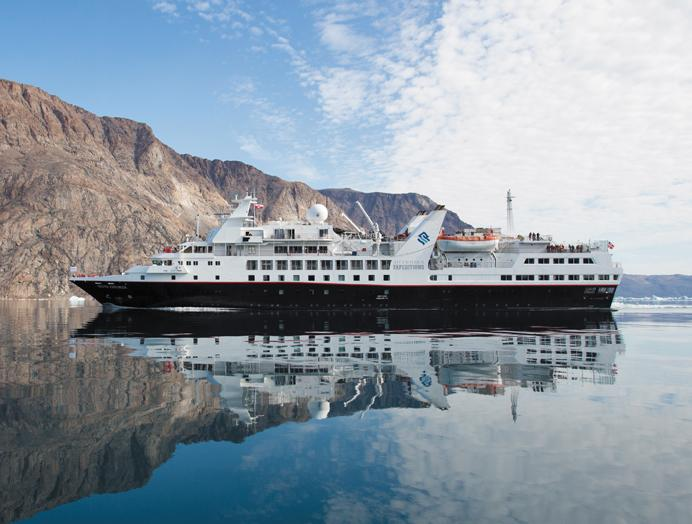 Silver Explorer de Silversea Expedition