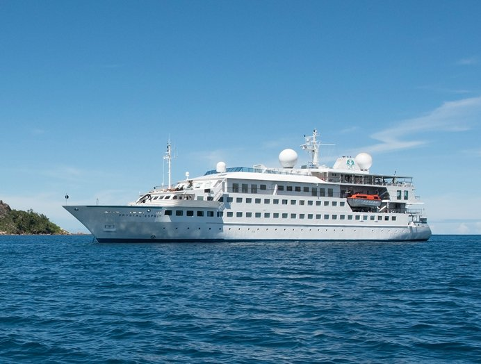 Yate Crystal Esprit de Crystal Cruises