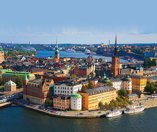 Scandinavia and St Petersburg