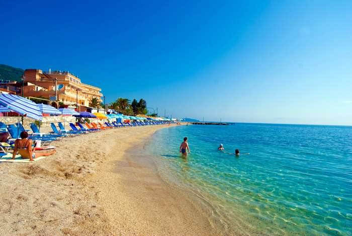 Cheap Holidays To Kavos Corfu Greece Cheap All