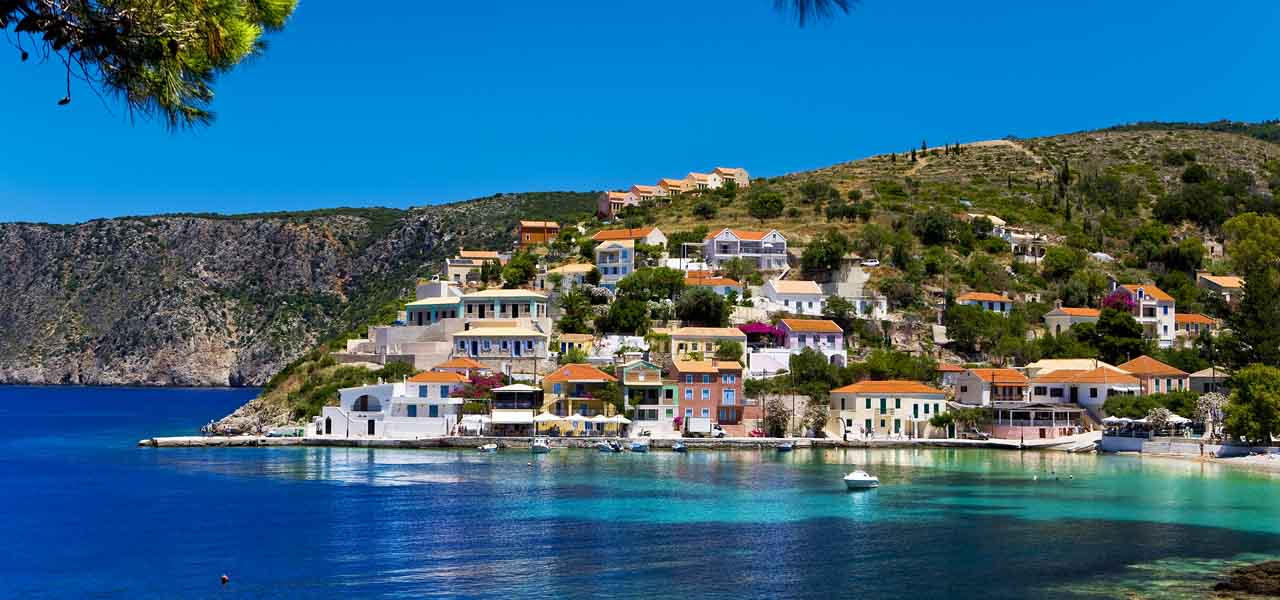 Cheap holidays to argostoli kefalonia greece cheap for Cheap holiday cottages uk
