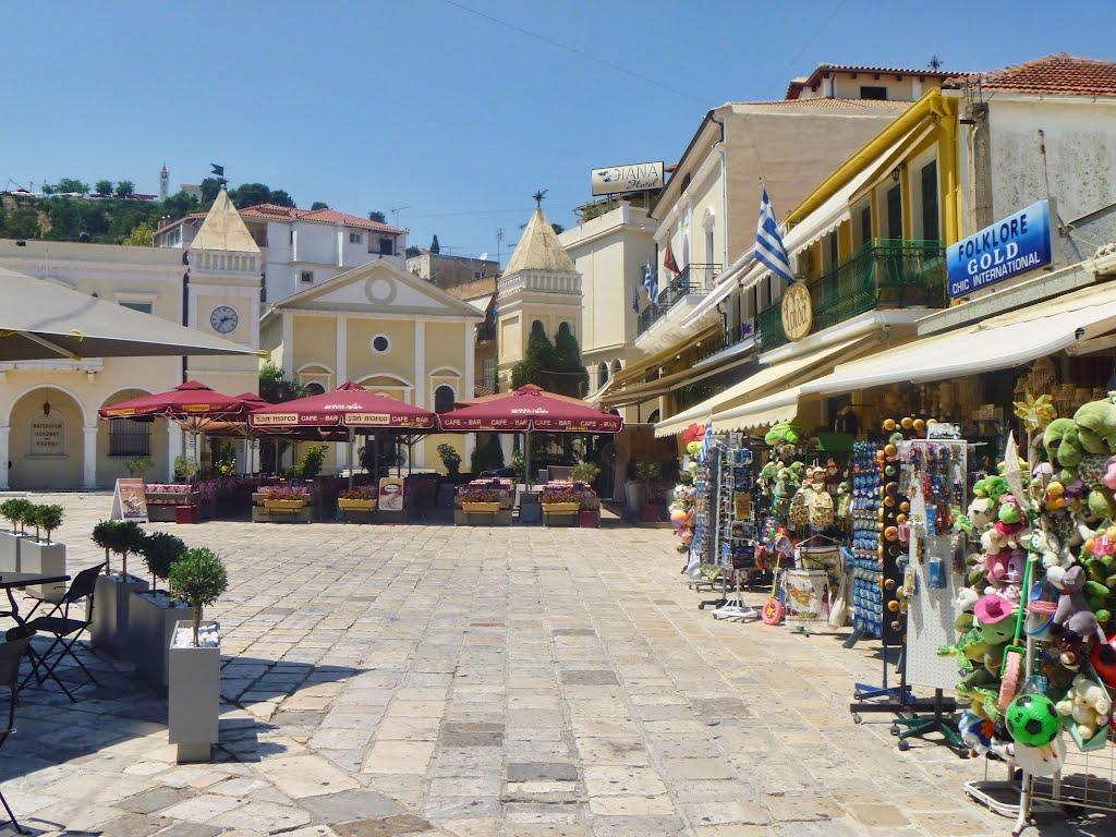 Cheap Holidays To Zante Town Zante Zakynthos Greece