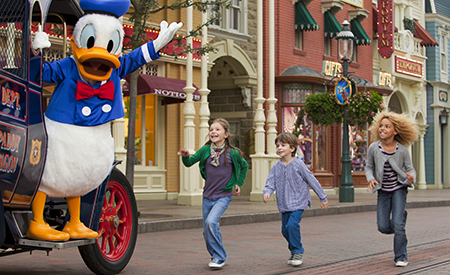 Disney & Paris Experience »