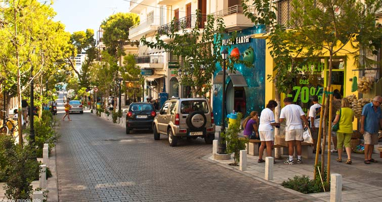 rea resort hotel creta
