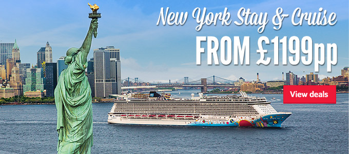 Generic | New York Stay & Cruise | From £1199