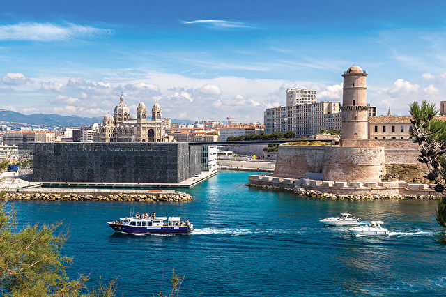 Marseille Stay & Cruise